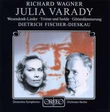 Richard Wagner (1813-1883): Wesendonck-Lieder, CD