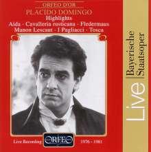 Placido Domingo live in München, CD
