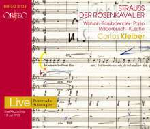 Richard Strauss (1864-1949): Der Rosenkavalier, 3 Super Audio CDs