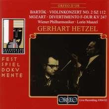 Gerhard Hetzel - In Memoriam, CD
