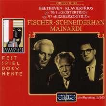 Ludwig van Beethoven (1770-1827): Klaviertrios Nr.5 & 7, CD