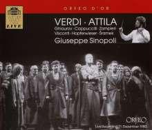 Giuseppe Verdi (1813-1901): Attila, 2 CDs