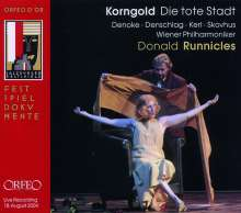 Erich Wolfgang Korngold (1897-1957): Die tote Stadt, 2 CDs