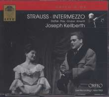 Richard Strauss (1864-1949): Intermezzo, 2 CDs