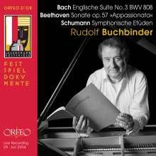 Rudolf Buchbinder,Klavier, CD