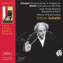 Franz Schubert (1797-1828): Symphonie Nr.4, 2 CDs
