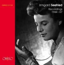 Irmgard Seefried - Recordings 1944-67, 4 CDs
