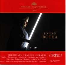 Johan Botha - Beethoven / Wagner / Strauss, CD