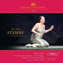 Nina Stemme - Wagner (Wiener Staatsoper Live), CD