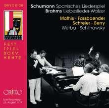Salzburger Festspiele 1974, CD