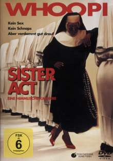 Sister Act, DVD