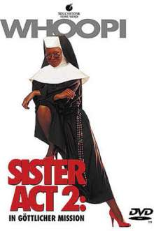 Sister Act 2, DVD