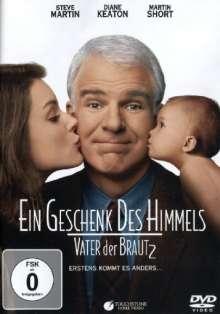Vater der Braut 2 - Ein Geschenk des Himmels, DVD