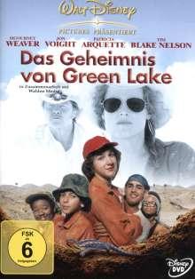 Das Geheimnis von Green Lake, DVD