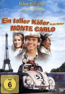 Ein toller Käfer in der Rallye Monte Carlo, DVD