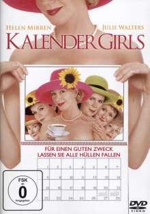 Kalender Girls, DVD