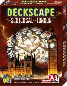 Martino Chiacchiera: Deckscape - Das Schicksal von London, Diverse