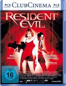 Resident Evil (Blu-ray), Blu-ray Disc