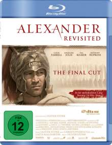 Alexander - Revisited (The Final Cut) (Blu-ray), Blu-ray Disc