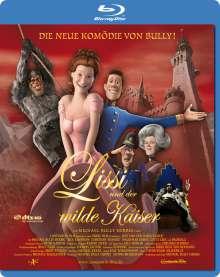 Lissi und der wilde Kaiser (Blu-ray), Blu-ray Disc