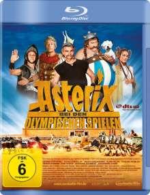 Asterix bei den Olympischen Spielen (Blu-ray), Blu-ray Disc