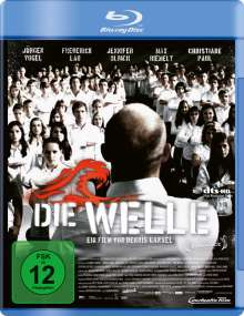 Die Welle (2007) (Blu-ray), Blu-ray Disc