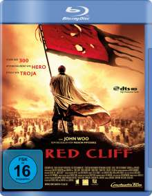 Red Cliff (Blu-ray), Blu-ray Disc