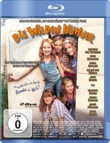 Die wilden Hühner (Blu-ray), Blu-ray Disc