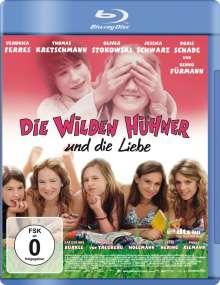 Die wilden Hühner und die Liebe (Blu-ray), Blu-ray Disc