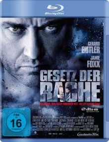 Gesetz der Rache (Blu-ray), Blu-ray Disc