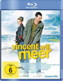 Vincent will meer (Blu-ray), Blu-ray Disc