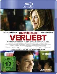 Umständlich verliebt (Blu-ray), Blu-ray Disc