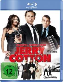 Jerry Cotton (2009) (Blu-ray), Blu-ray Disc