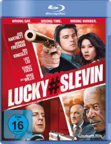Lucky Number Slevin (Blu-ray), Blu-ray Disc