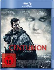 Centurion (Blu-ray), Blu-ray Disc