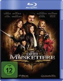 Die drei Musketiere (2011) (Blu-ray), Blu-ray Disc