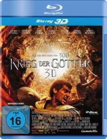 Krieg der Götter 3D (Blu-ray), Blu-ray Disc