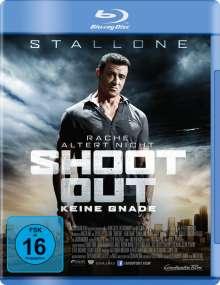 Shootout (Blu-ray), Blu-ray Disc