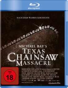 Texas Chainsaw Massacre (2003) (Blu-ray), Blu-ray Disc