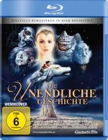 Die unendliche Geschichte (Blu-ray), Blu-ray Disc