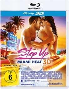 Step Up: Miami Heat (3D Blu-ray), Blu-ray Disc
