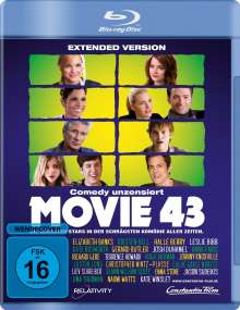 Movie 43 (Blu-ray), Blu-ray Disc