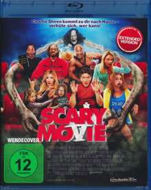 Scary Movie 5 (Blu-ray), Blu-ray Disc