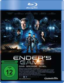 Ender's Game (Blu-ray), Blu-ray Disc