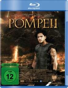 Pompeii (Blu-ray), Blu-ray Disc