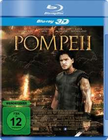 Pompeii (3D Blu-ray), Blu-ray Disc