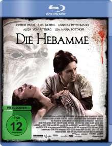 Die Hebamme (Blu-ray), Blu-ray Disc