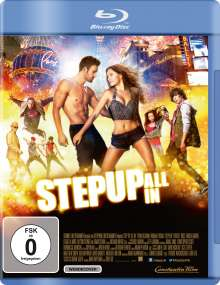 Step Up 5: All In (Blu-ray), Blu-ray Disc