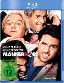 Männerhort (Blu-ray), Blu-ray Disc