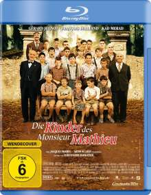 Die Kinder des Monsieur Mathieu (Blu-ray), Blu-ray Disc